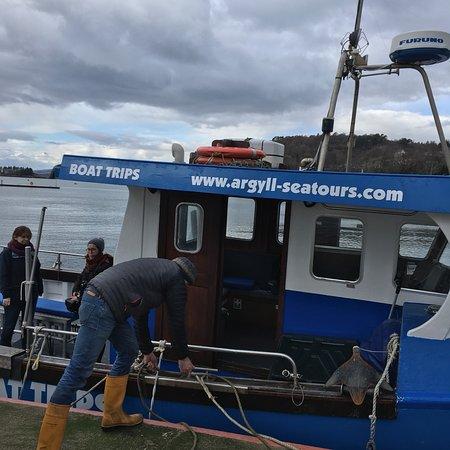 Argyll Sea Tours Oban