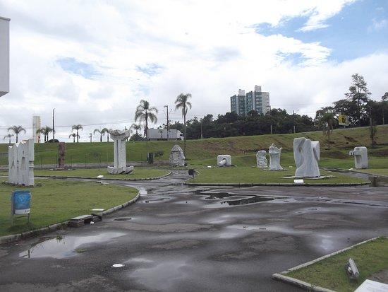 Parque Das Esculturas: vista parcial