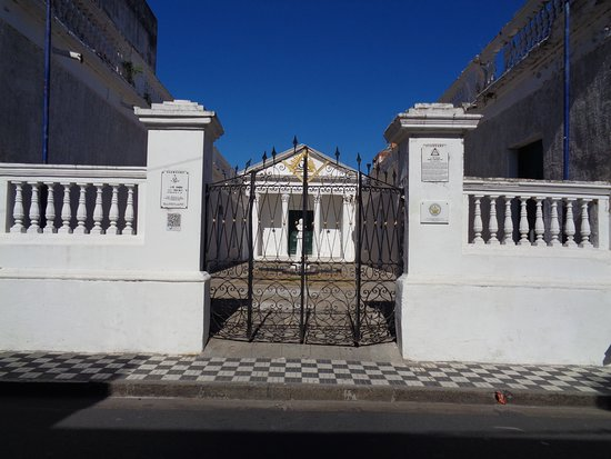 Templo de la Masoneria de San Nicolas