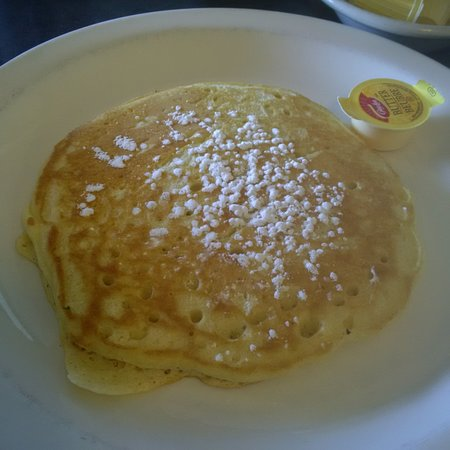 Shelburne, Canada: pancake