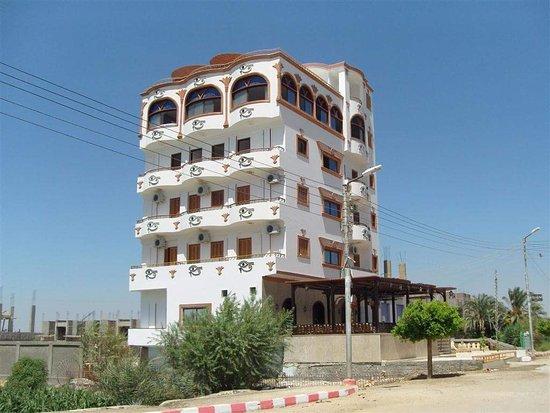 Kharga, Egypt: فندق أبيدوس