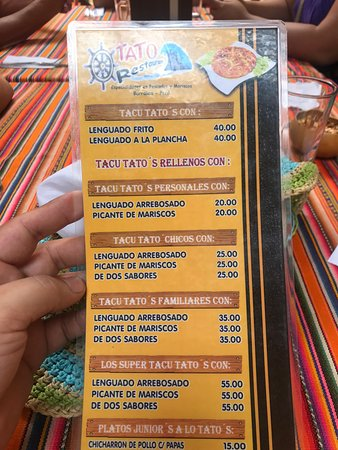 Barranca Food Guide: 10 Must-Eat Restaurants & Street Food Stalls in Barranca