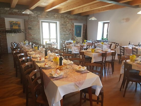 Traves, Italy: Pasqua 2018