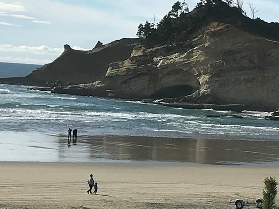 Pacific City, OR: Room with a view