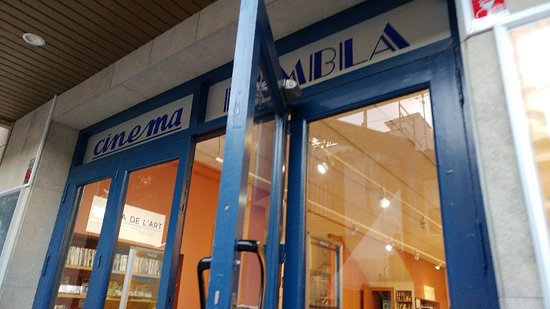 Cambrils, Ισπανία: Cinema Rambla de l'Art