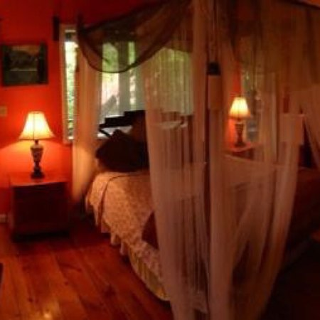 The Lily Pond House Hotel: Lily pond rooms and communal areas.