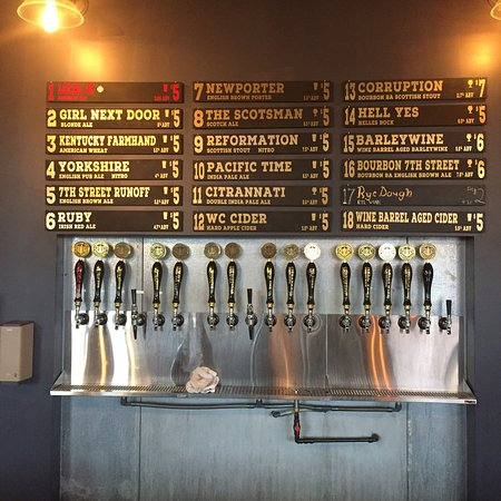 Wooden Cask Brewery Company Newport 2019 All You Need To Know
