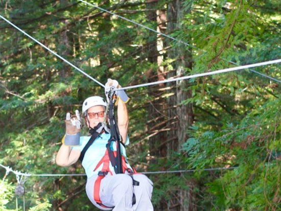 Sonoma Canopy Tours & Sonoma Canopy Tours (Occidental) - 2018 All You Need to Know Before ...