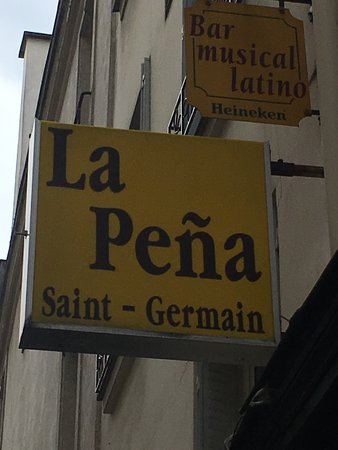 La Peña Saint-Germain