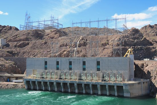 Parker Dam : Dam