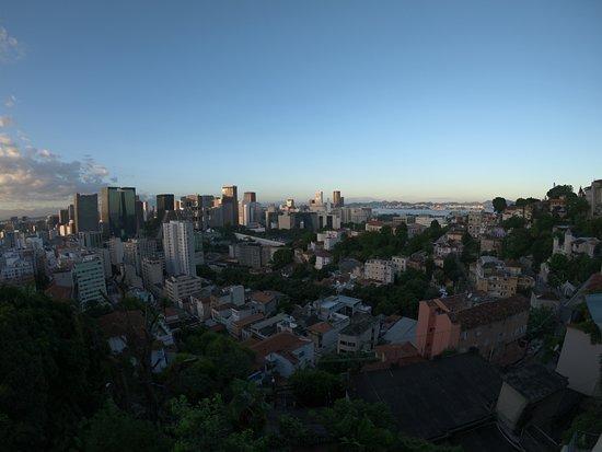 Rio Forest Hostel : Rio views from the Pão de Açúcar suite!