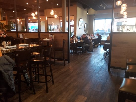 Altitude Chophouse and Brewery: View of the Dining Area