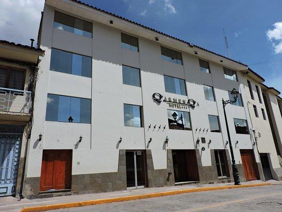 Qarmenqa Hotel, Hotels in Cusco