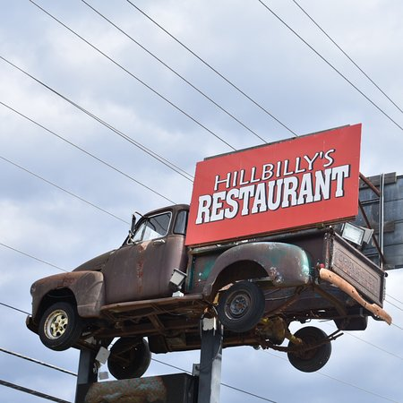 Wears Valley, TN: Hillbilly Restaurant