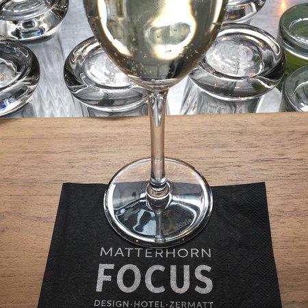 Focus suite bild von matterhorn focus design hotel for Design hotel matterhorn focus