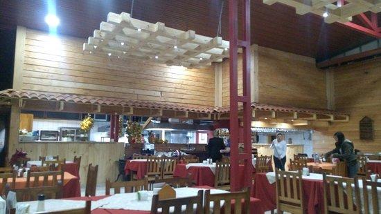 巴西燒烤餐廳飯店張圖片