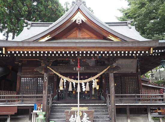 ‪Sakurayama Shrine‬