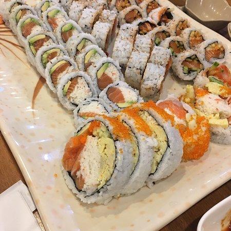 Good sashimi