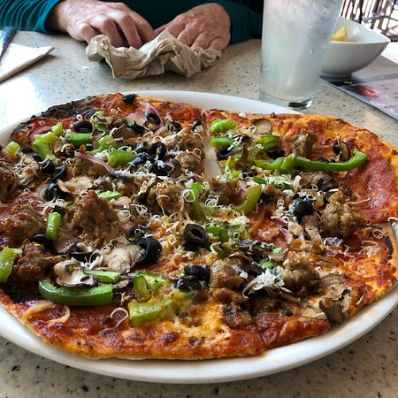 La Pizza Kitchen Baton Rouge