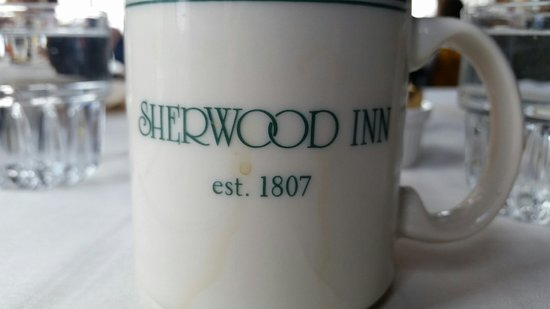 Sherwood Inn: 20180401_130353_large.jpg