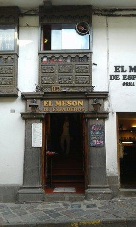 Фотография El Meson de Espaderos