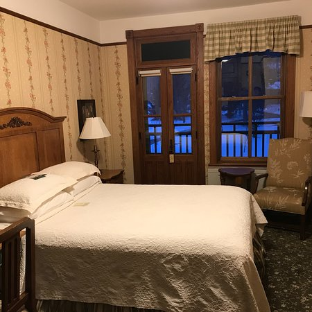 Mohonk Mountain House Prices Per Room