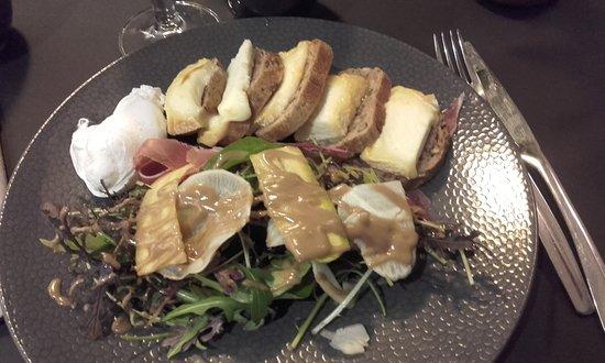Restaurant Villa Vauban Langres