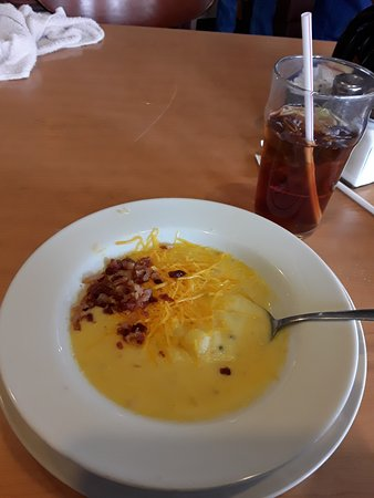 IHOP: Loaded potato soup
