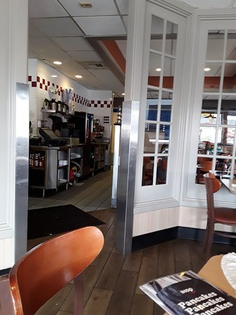 IHOP: One of the dining rooms
