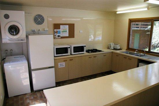 Tawonga, Australië: GUEST KITCHEN