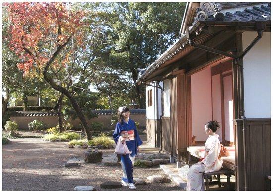 Rental Kimono Warakuan