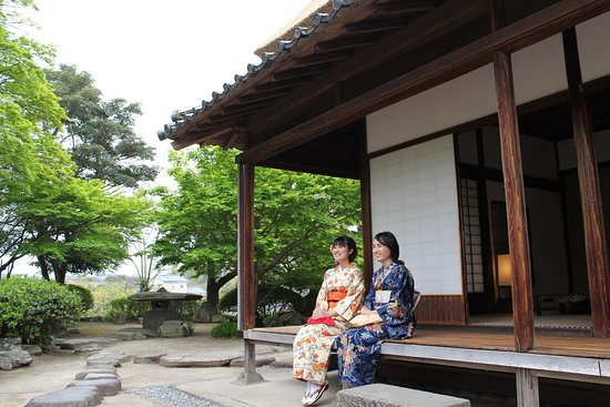 Rental Kimono Warakuan: 大原邸
