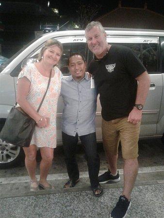 Bali Driver Leong