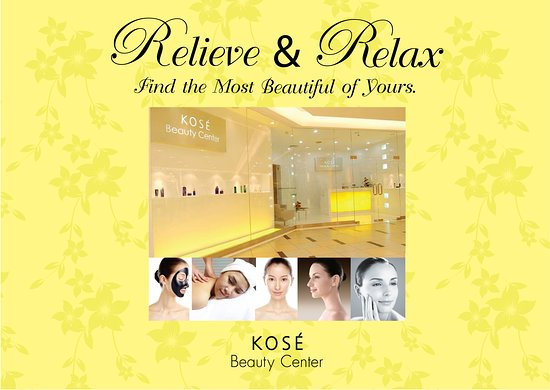 KOSE beauty center