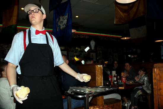 Ozark, MO: throw me some rolls