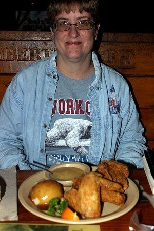 Ozark, MO: Mmmm, chicken!