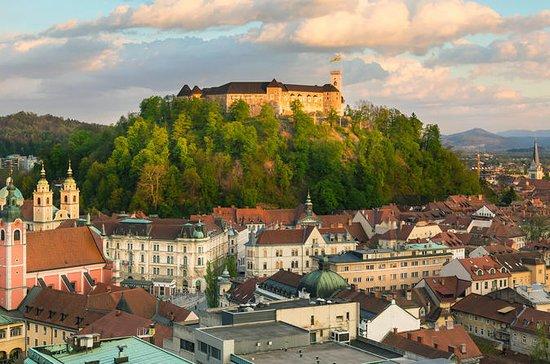 Private Tour: Ljubljana- The Green