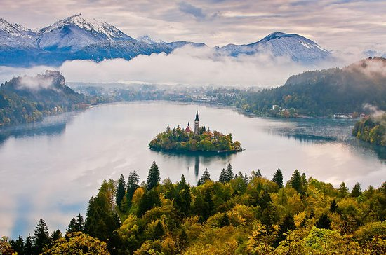 Private Tour: Lake Bled, The...