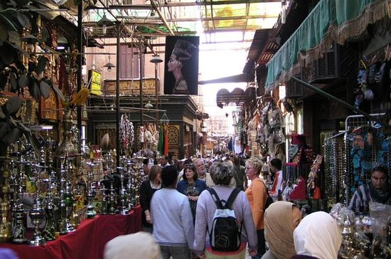Private Tagestour zum koptischen...