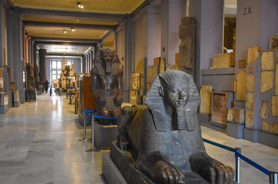 Half-Day Private Tour to The Egyptian ...