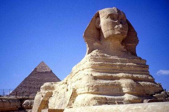 Day Trip to Giza Pyramids, Sphinx and...