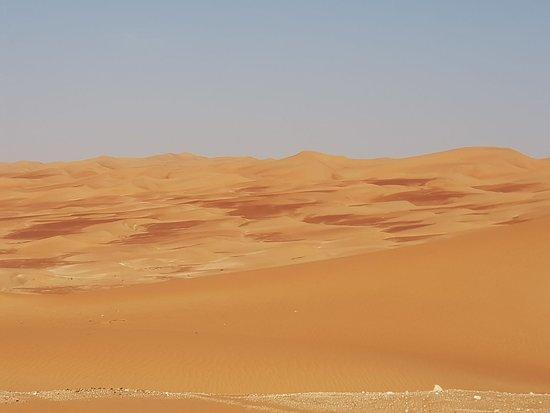 Liwa Oasis, United Arab Emirates: Dedet arojnd Liwa