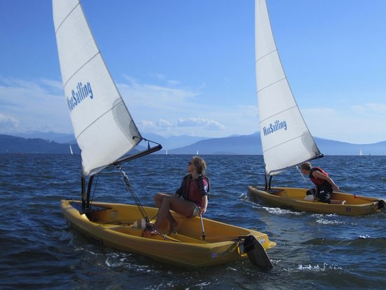 Vancouver, Canada: User friendly boats!