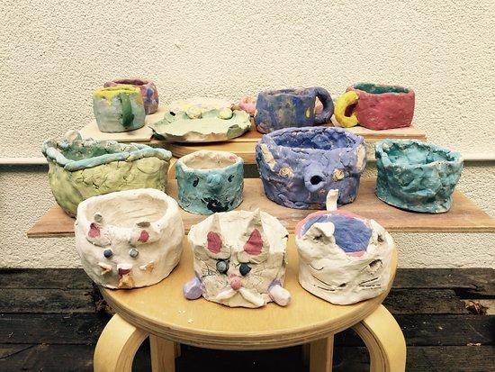 Fish Pottery Studio