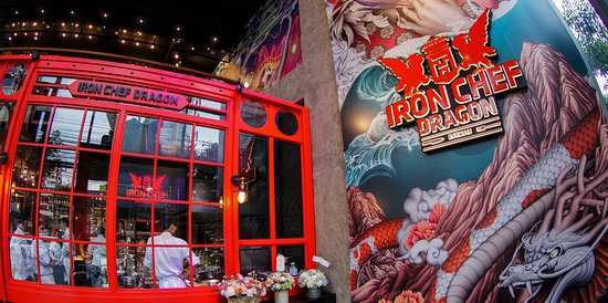 iron chef dragon バンコク の口コミ130件 トリップアドバイザー