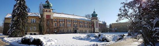 Łańcut, Polska: Zamek w Łańcucie
