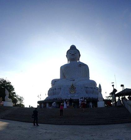 Grande Buddha di Phuket: Вход в Будду