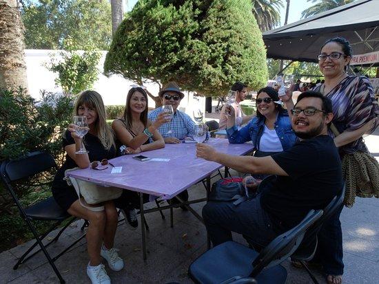 Santiago, Şili: Fiesta Vendimia Casablanca