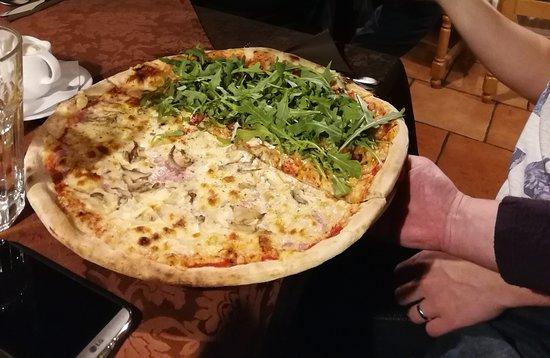Domzale, Slovenia: Pizza
