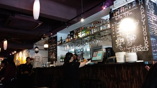 Brunch Club & Supper: Blackboard Specials